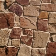 Chocolate stone  thin natural stone veneer
