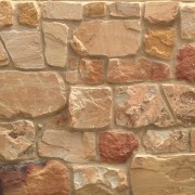 Desert Sunset  thin natural stone veneer