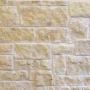 cream limestone natural thin stone veneer
