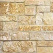 gold stone limestone natural thin stone veneer