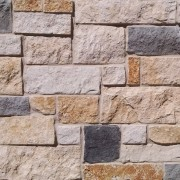 Texas limestone natural thin stone veneer