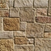 Lueders limestone natural thin stone veneer